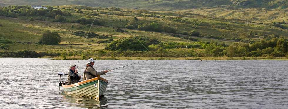 Fly fishing guides ireland guiding and ghillie services for Fishing in ireland